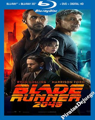 Blade Runner 2049 (2017) HD 1080p Latino