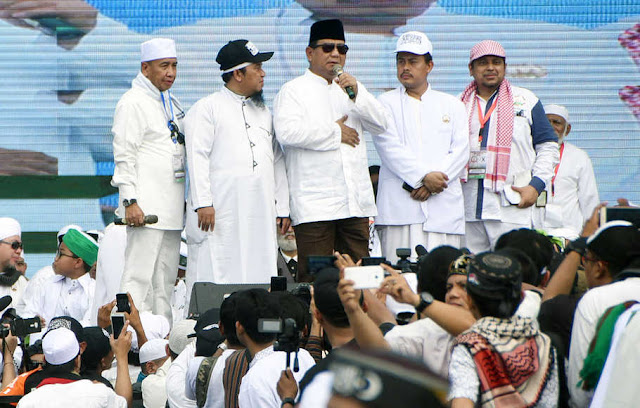 Fadli Zon Lihat Pendukung Prabowo Ditarget Jelang Pilpres
