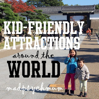 Kid-Friendly Attractions Around the World