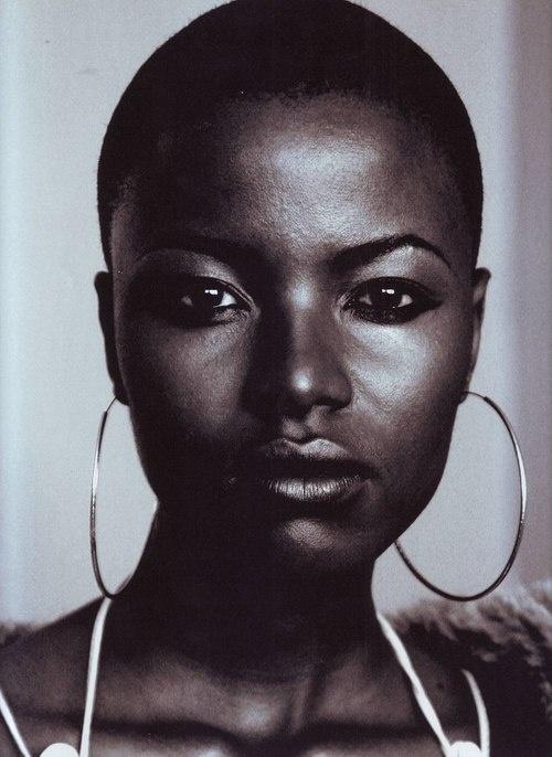 Fine Black Women Dark Skin Black Women-3480