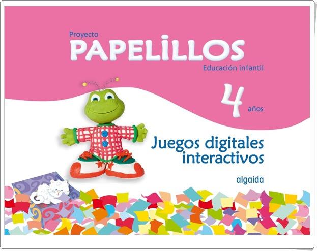 PAPELILLOS (Juegos Interactivos de Educación Infantil de 4 años)