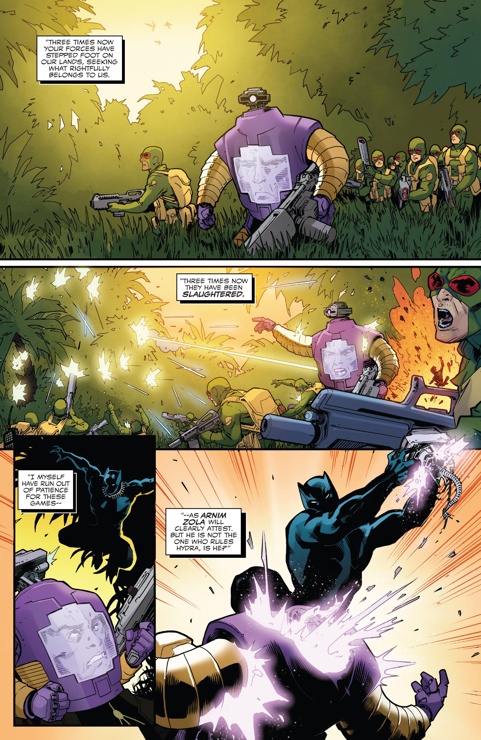 Read online Captain America: Steve Rogers comic -  Issue #18 - 18