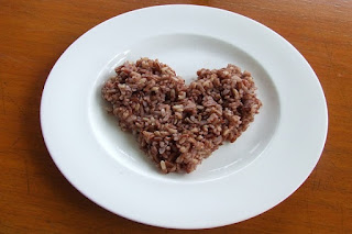 Cara memasak beras merah yang benar