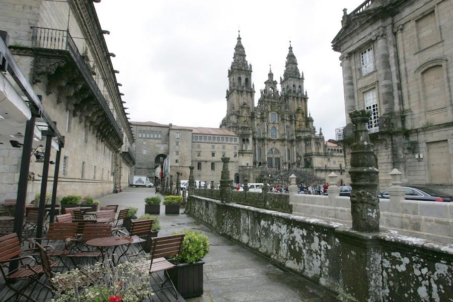 Santiago de Compostela, turismo espiritual