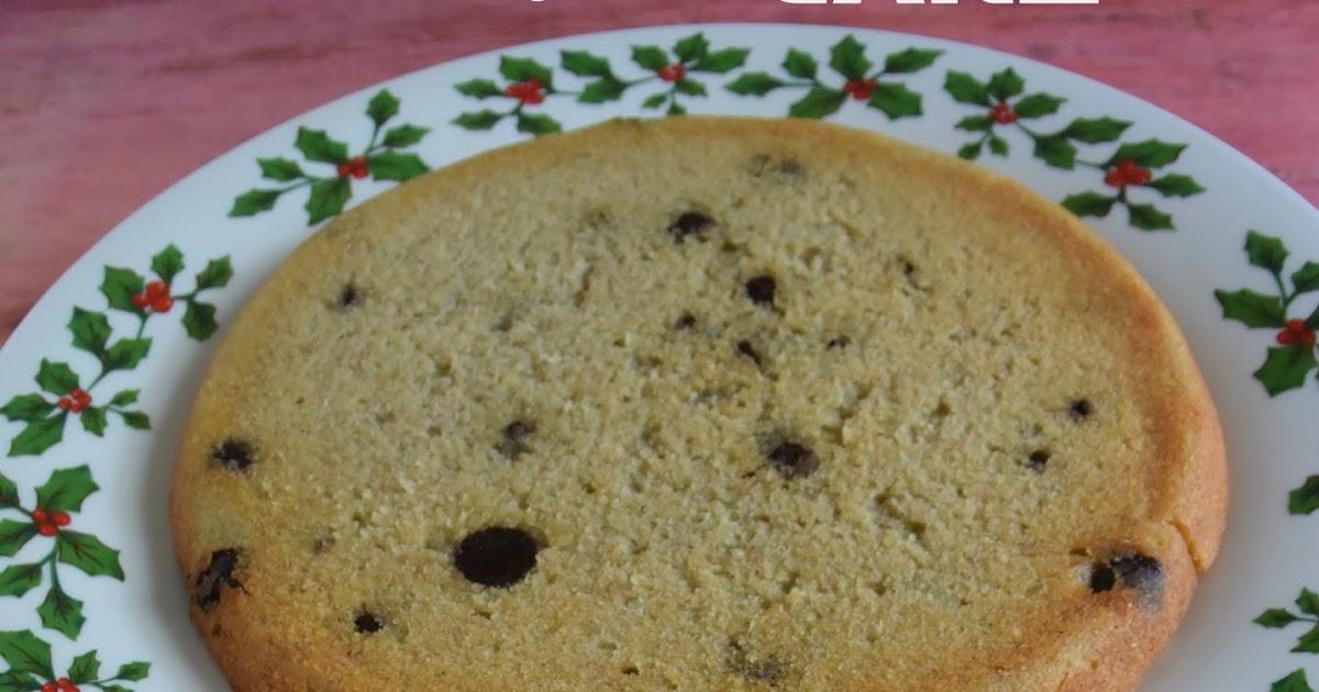 Millet Flour Chocolate Chip Cake Gluten Free Eggless