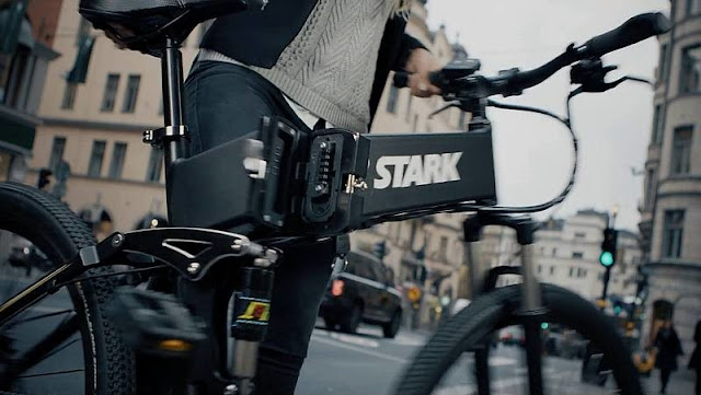 Would you pay $ 400 for an electric and foldable bike? Has trick, but Stark Drive wants to break barriers