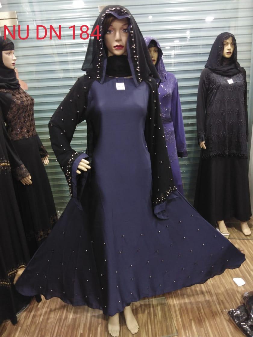 Designer burqa store
