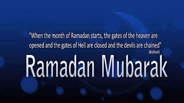 Wishing You 1 Month of Ramadan