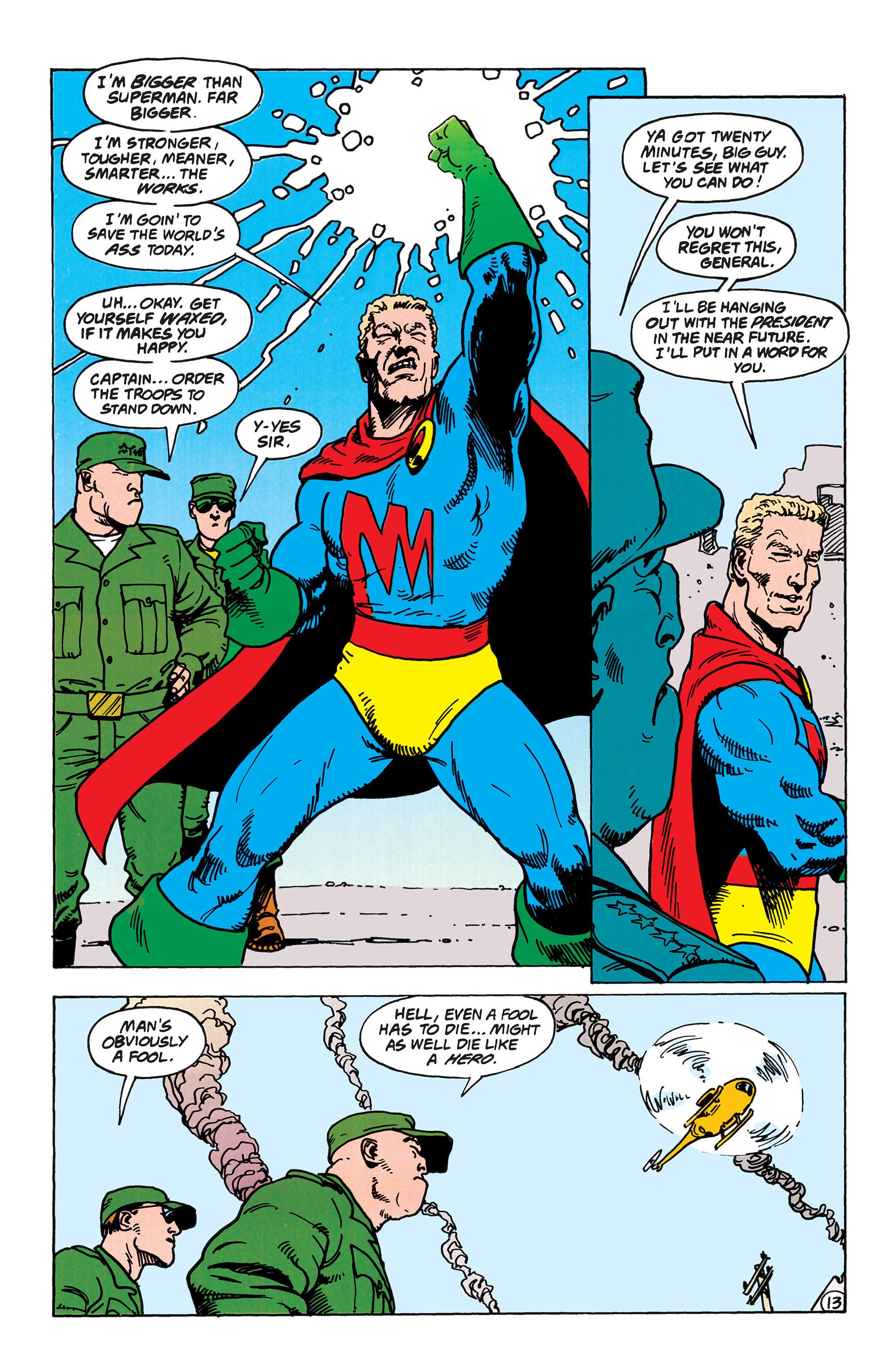 Read online Animal Man (1988) comic -  Issue #50 - 13