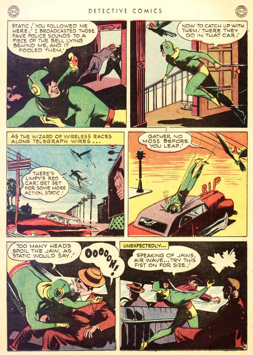 Read online Detective Comics (1937) comic -  Issue #128 - 20