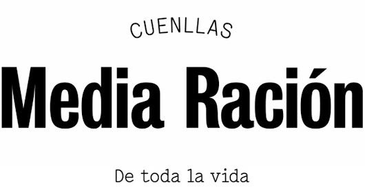 MEDIA RACIÓN BY CUENLLAS