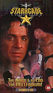WCW Starrcade 1999 - Event poster