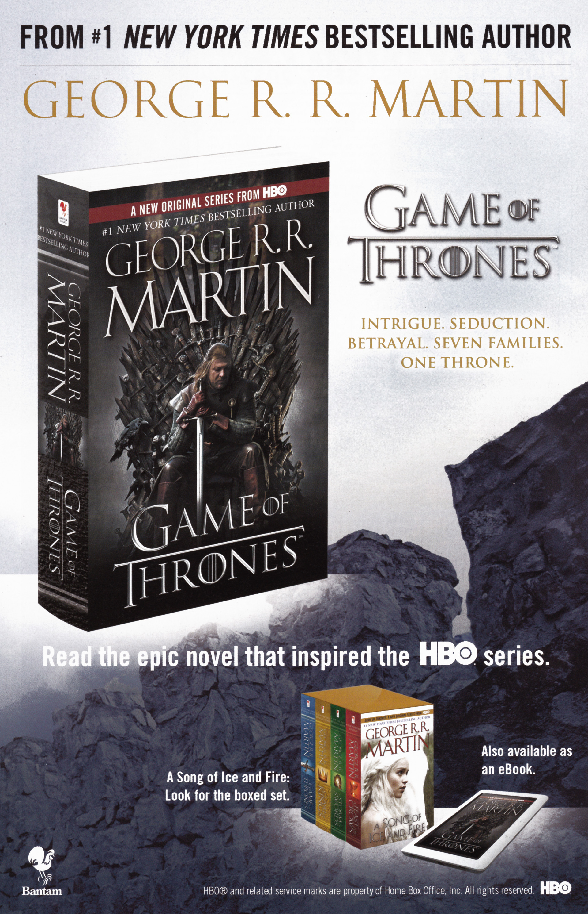 Read online A Game Of Thrones comic -  Issue #10 - 34