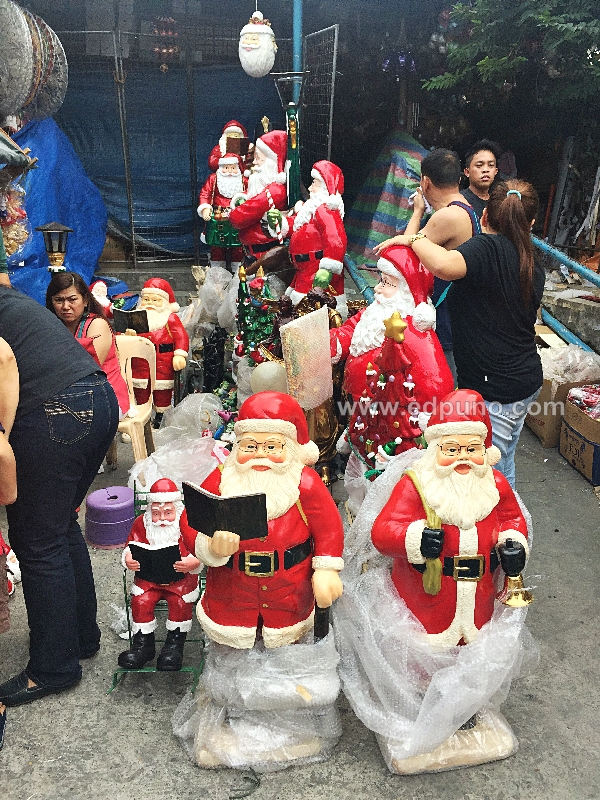 dapitan arcade a place to buy cheap yet quality christmas decors one armed wanderer