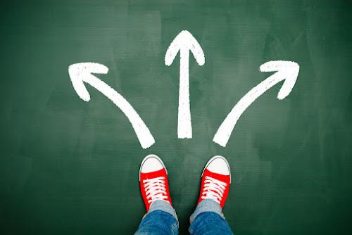 Không có sự lựa chọn nào hoàn hảo, Quyết định là ở chính mình.