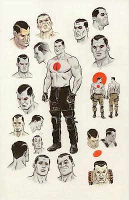 Bloodshot Sketches