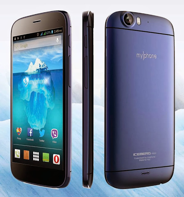 New MyPhone Iceberg Mini Specs, Price and Promo!