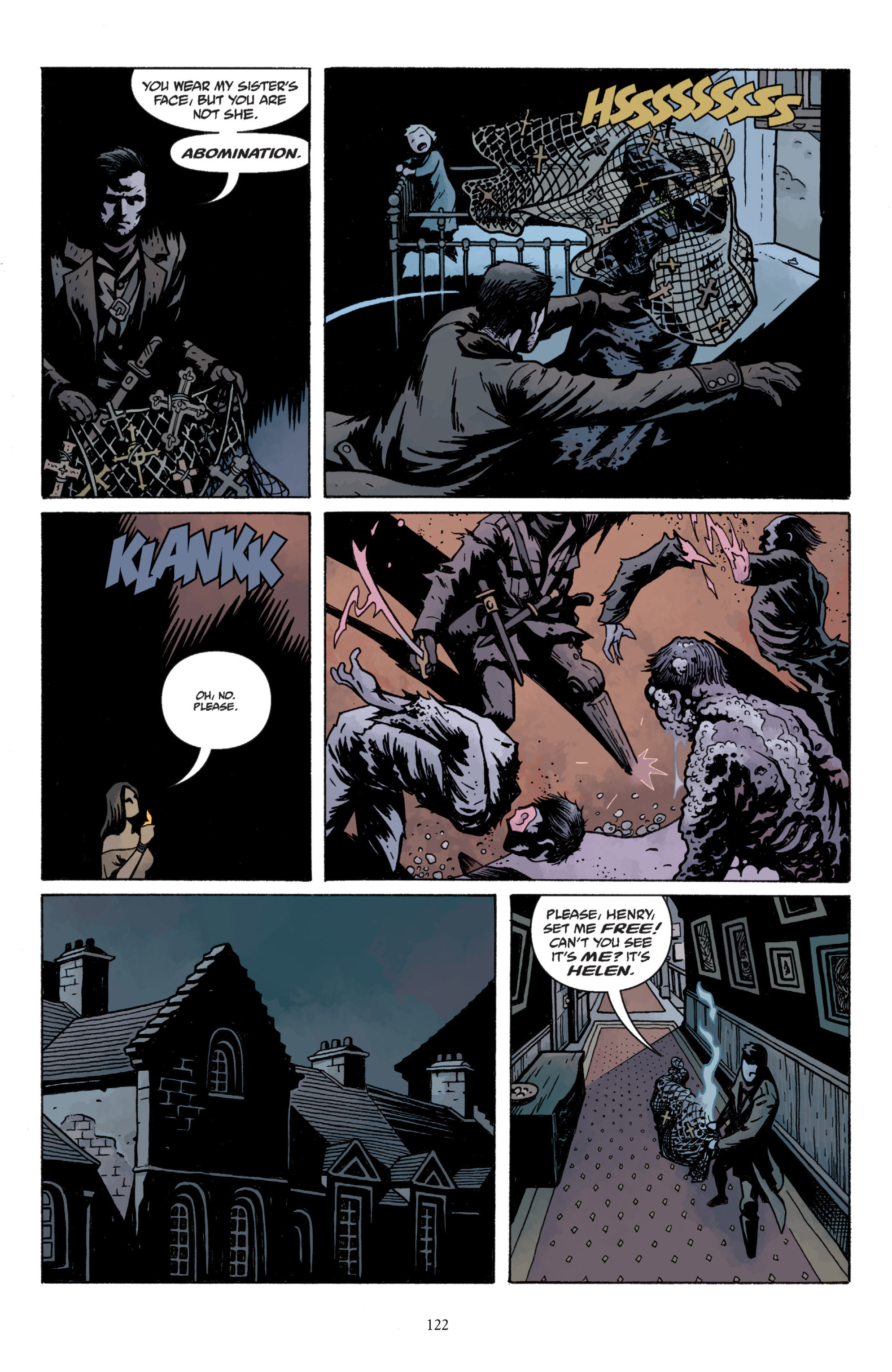 Read online Baltimore: The Plague Ships comic -  Issue # TPB - 121