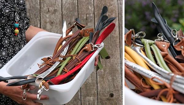 machwerk taschenhenkel aus leder selber machen