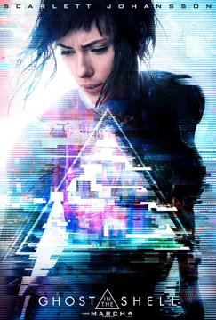 descargar Ghost in the Shell (2017) en Español Latino