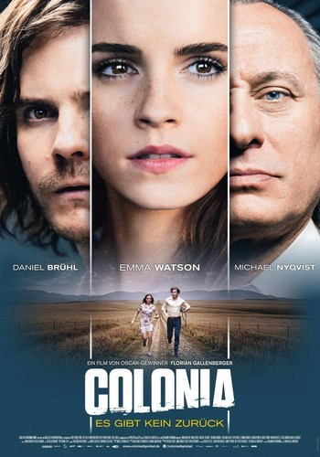 Colonia (2015) [BDrip Latino] [Thriller]