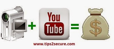 earn with youtube