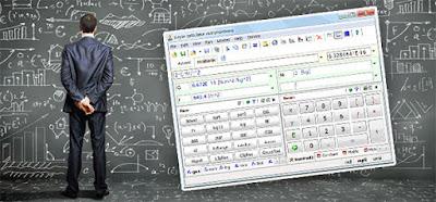 آلة حاسبة علمية حديثة