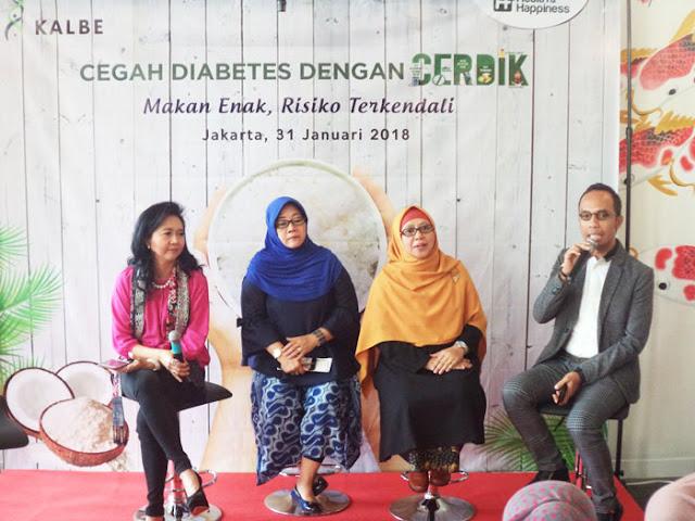 H2 Tepung Kelapa, Si 'Tepung Ajaib' Bagi Penderita Diabetes