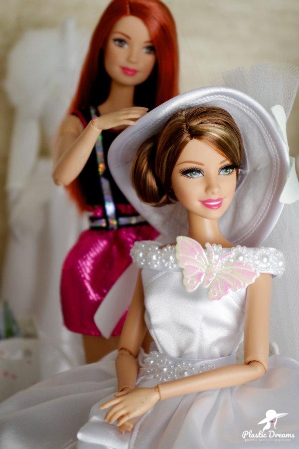 teresa barbie doll wedding
