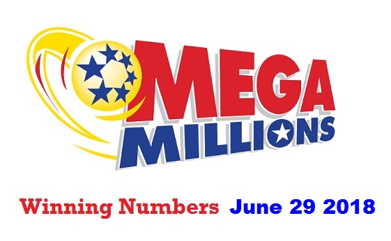 Mega Millions Winning Numbers June 29 2018