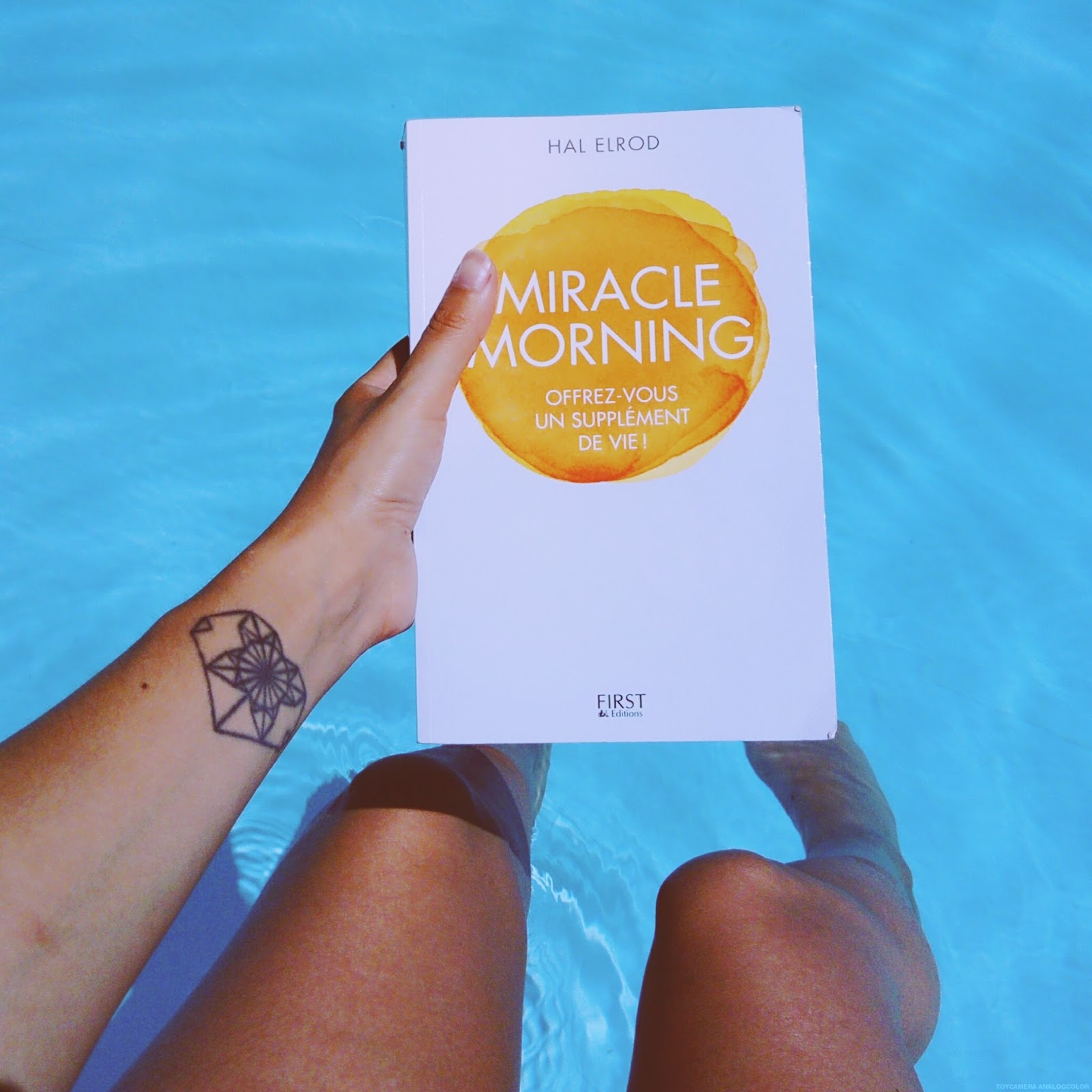 j'ai lu miracle morning