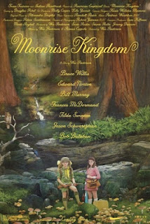 MOONRISE KINGDOM 2012 MOVIE POSTER