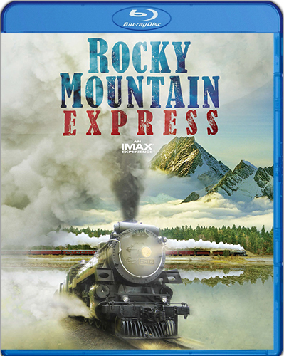 IMAX: Rocky Mountain Express [2016] [BD25] [Latino]