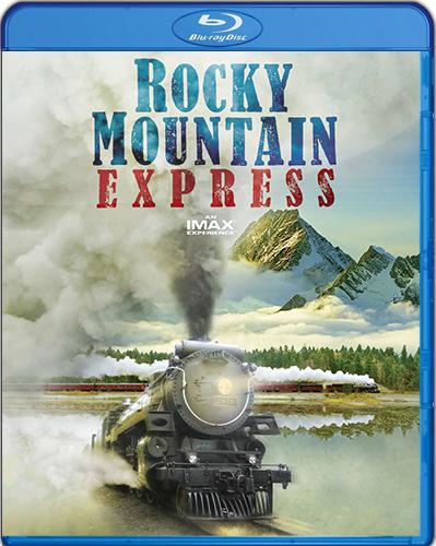 IMAX: Rocky Mountain Express [2016] [BD25] [Latino]
