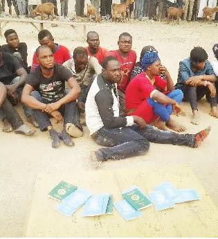 13 nigerians join isis libya kano