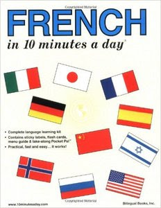 Download free ebook French in 10 Minutes a Day pdf