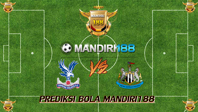 AGEN BOLA - Prediksi Crystal Palace vs Newcastle United 4 Februari 2018