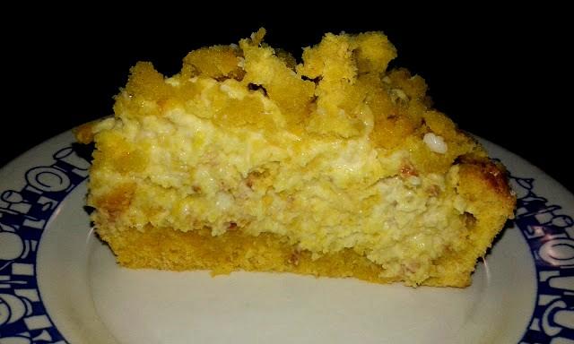 рецепт італійського торта Мімоза