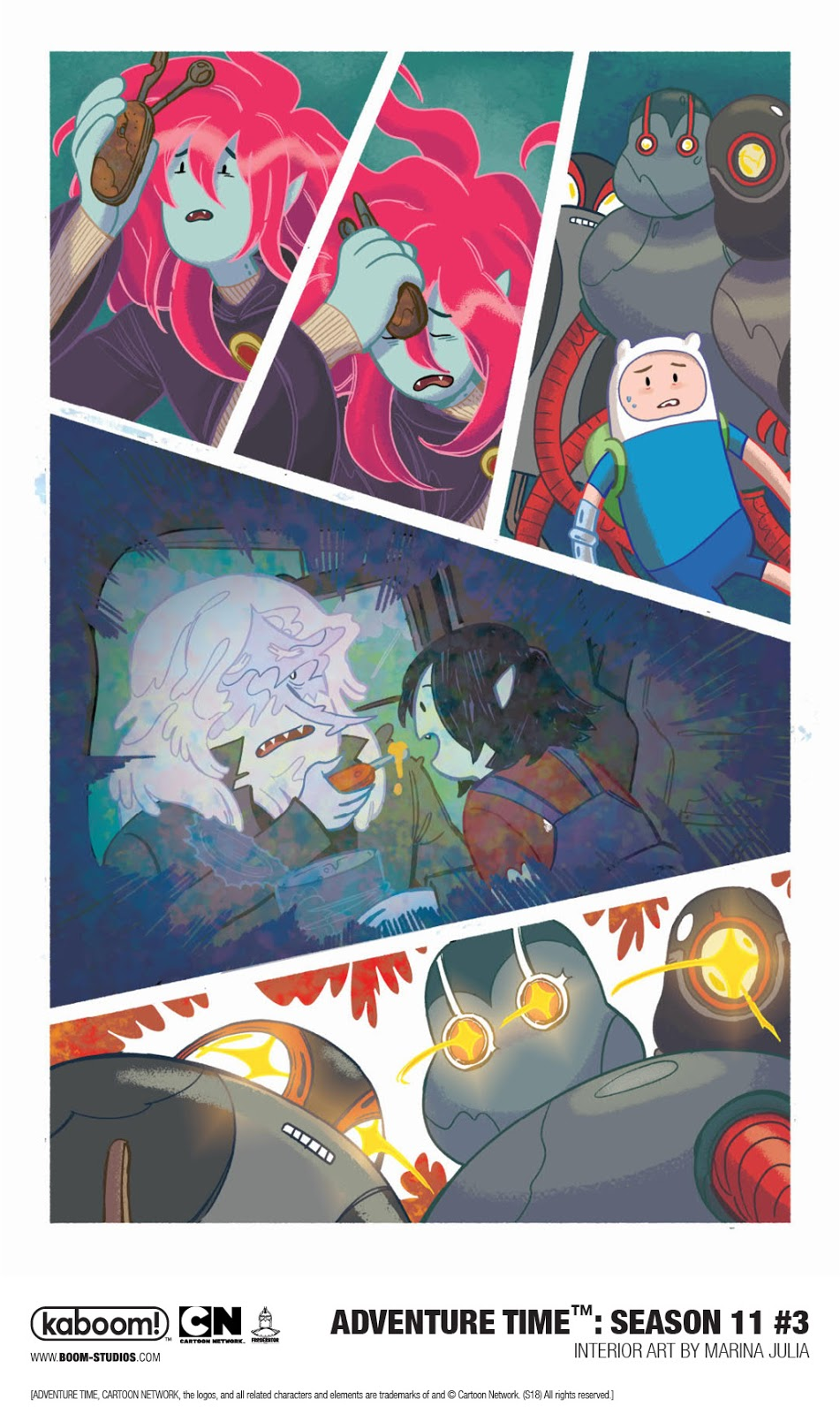 ADVENTURE TIME™ SEASON 11 #3