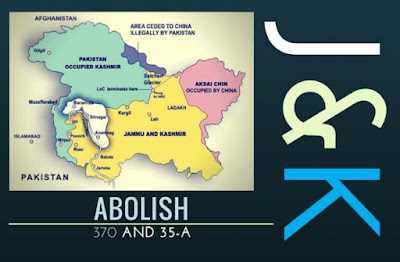 Need to abolish Article 370 of the Constitution