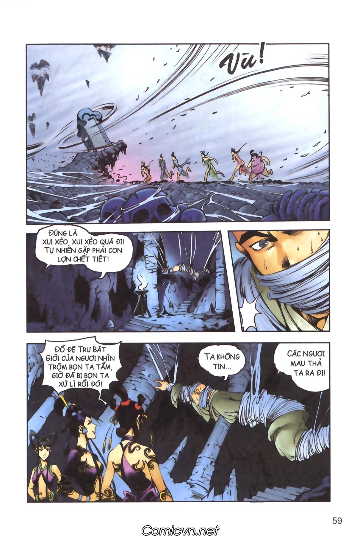Tây Du Ký màu - Chapter 116 - Pic 5