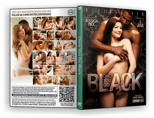 DVD – Once You Go Black xxx – ISO