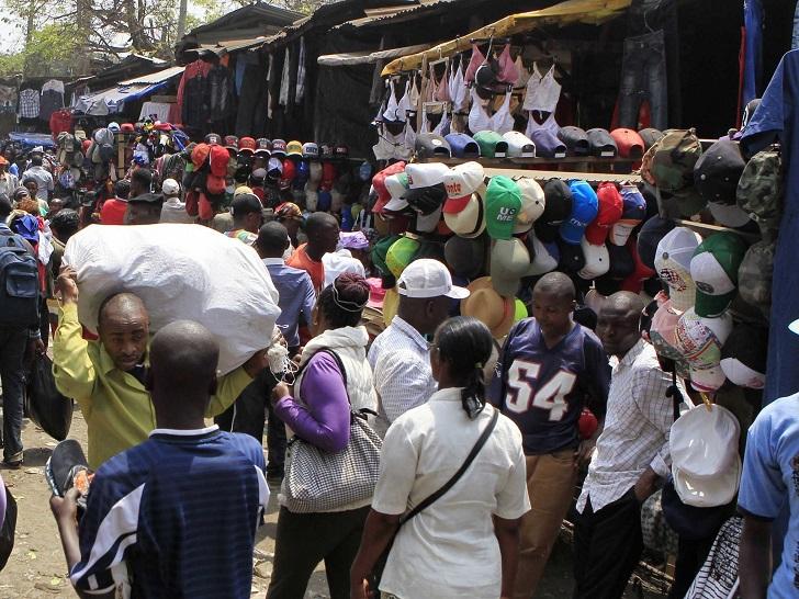 NAIROBI, KENYA MARKET
