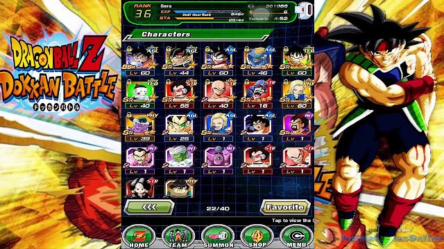 Download DRAGON BALL Z DOKKAN BATTLE Terbaru