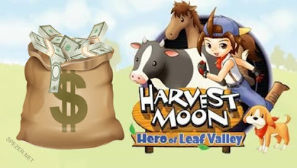 Trik Harvest Moon Hero of Leaf Valley