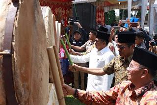 MTQ Tingkat Kota Payakumbuh Dibuka Secara Resmi Oleh Gubernur Sumbar
