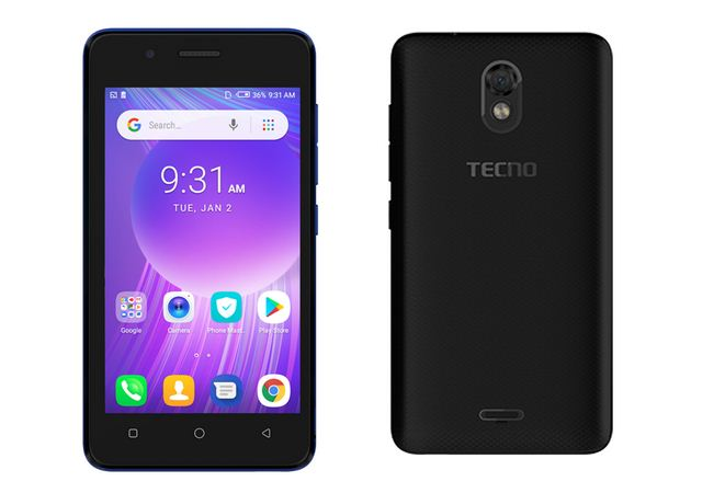 Mobile Solution: Tecno