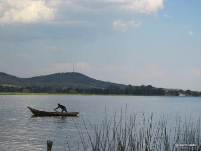 Pescador de Cajititlán