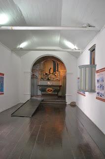capela sta luzia - historia vitoria