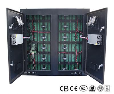 Công ty cung cấp lắp đặt màn hình led tại điện biên
